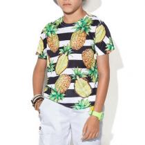 camiseta oliver abacaxis modelo
