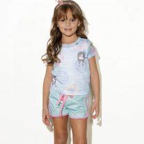 conjunto luluzinha shorts e blusinha piscina modelo