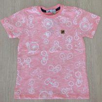 camiseta infantil oliver bicicletas