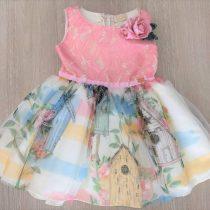 vestido luluzinha passarinhos