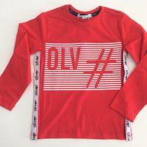 camiseta manga longa infantil oliver OLV