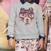 conjunto infantil anime esquilo modelo