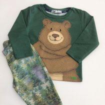 conjunto infantil oliver urso na floresta 2