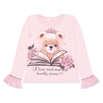 Blusa Cotton Ursa Pituchinhus