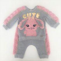 conjunto infantil anime petit cute baby cachorinha frente