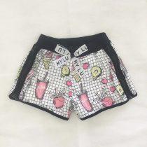 shorts infantil feminino mylu doces