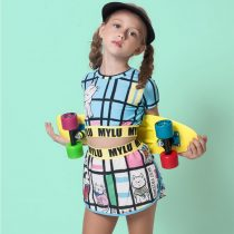 conjunto infantil feminino mylu gatinhas modelo