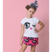 conjunto infantil feminino mylu olhos modelo