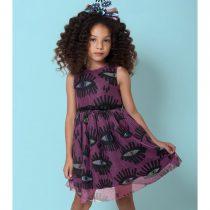 vestido infantil mylu olhos modelo
