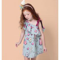 vestido infantil mylu pop